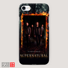 Диз. Supernatural 6