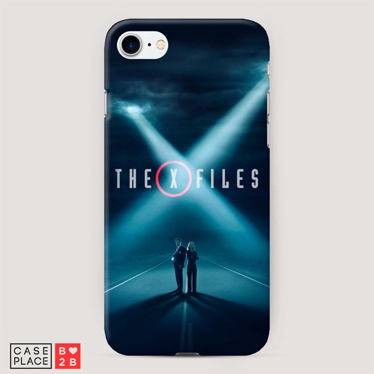 Чехол The X-Files 2 с 3D сублимацией оптом
