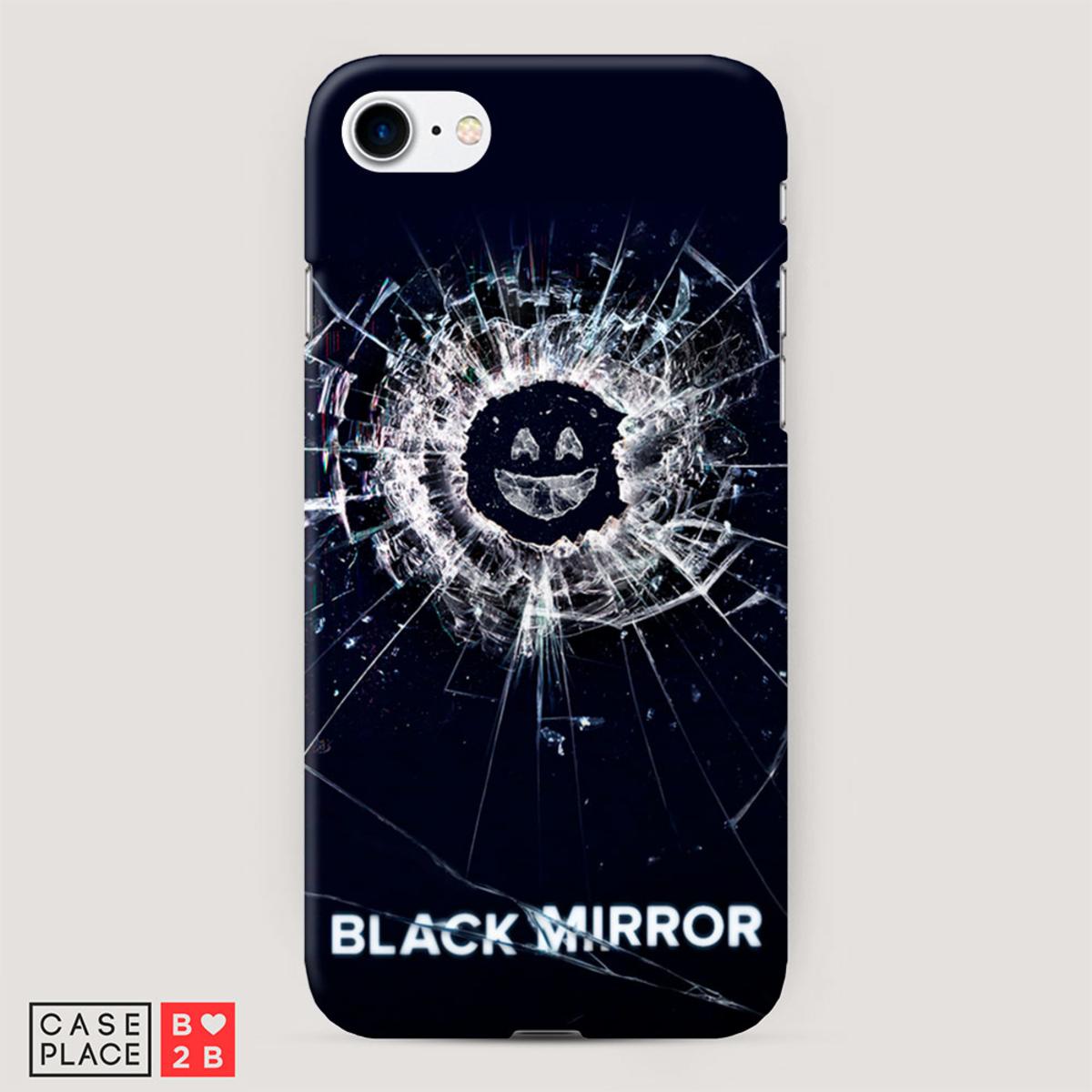 Чехол Black mirror 3 с 3D сублимацией оптом