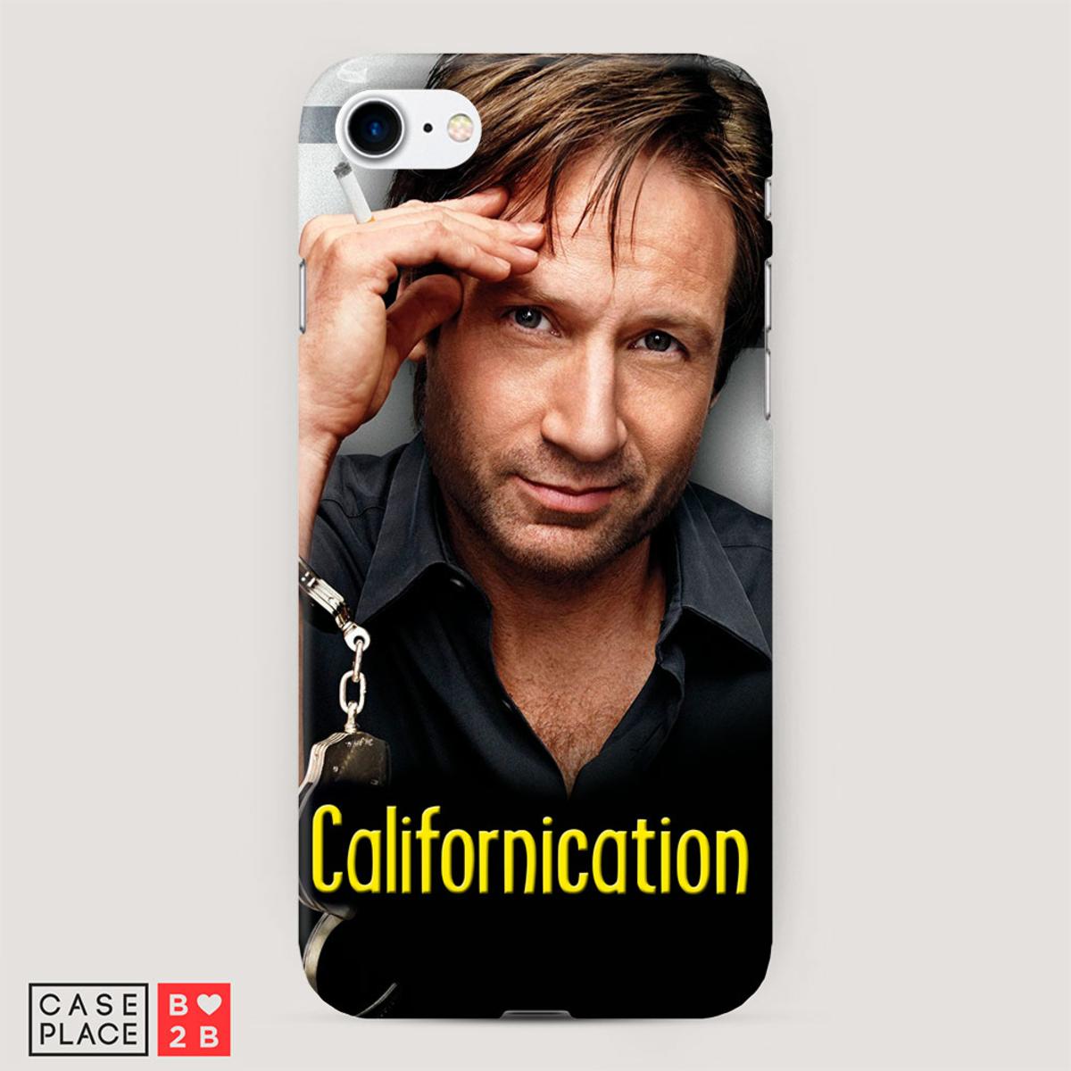 Чехол Californication 2 с 3D сублимацией оптом