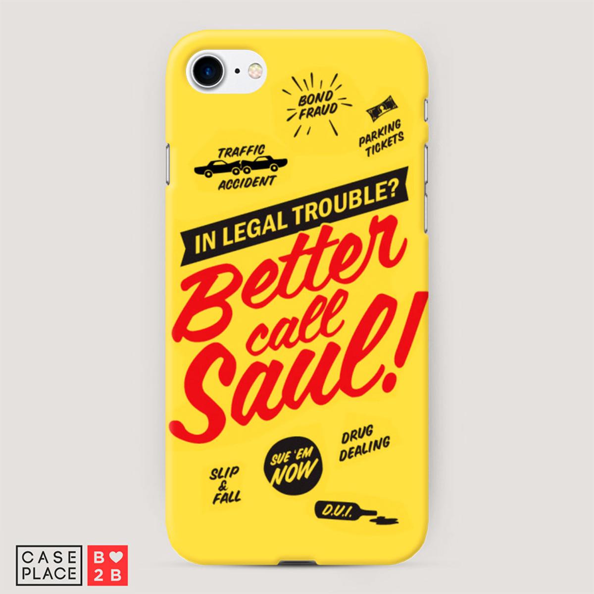 Чехол Better Call Saul 4 с 3D сублимацией оптом
