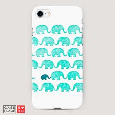 Диз. Индийские слоны