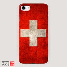 Диз. Флаг Швейцарии
