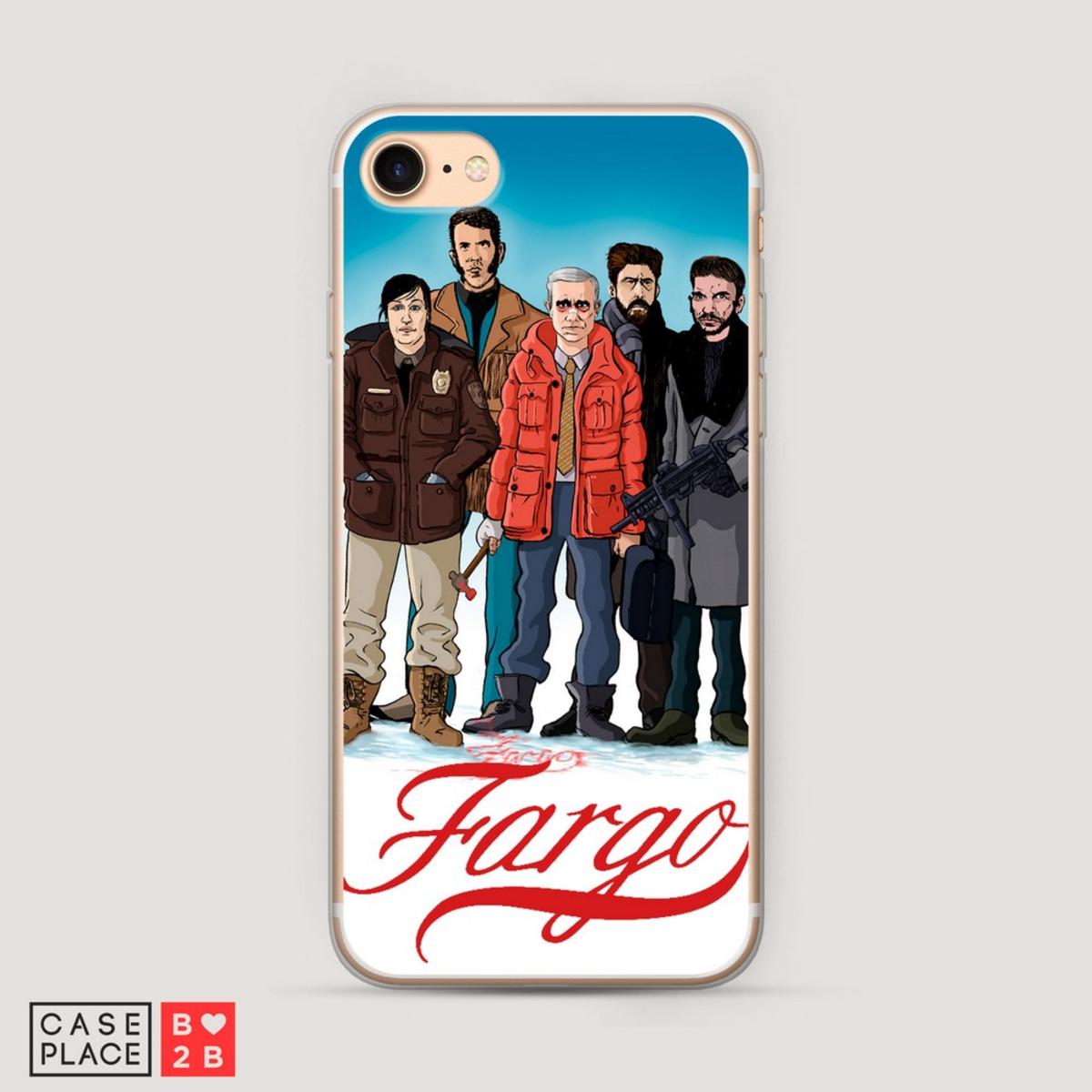 Чехол Fargo 4 с УФ печатью оптом