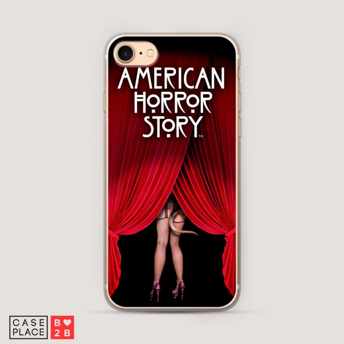 Чехол American Horror Story 4 с УФ печатью оптом