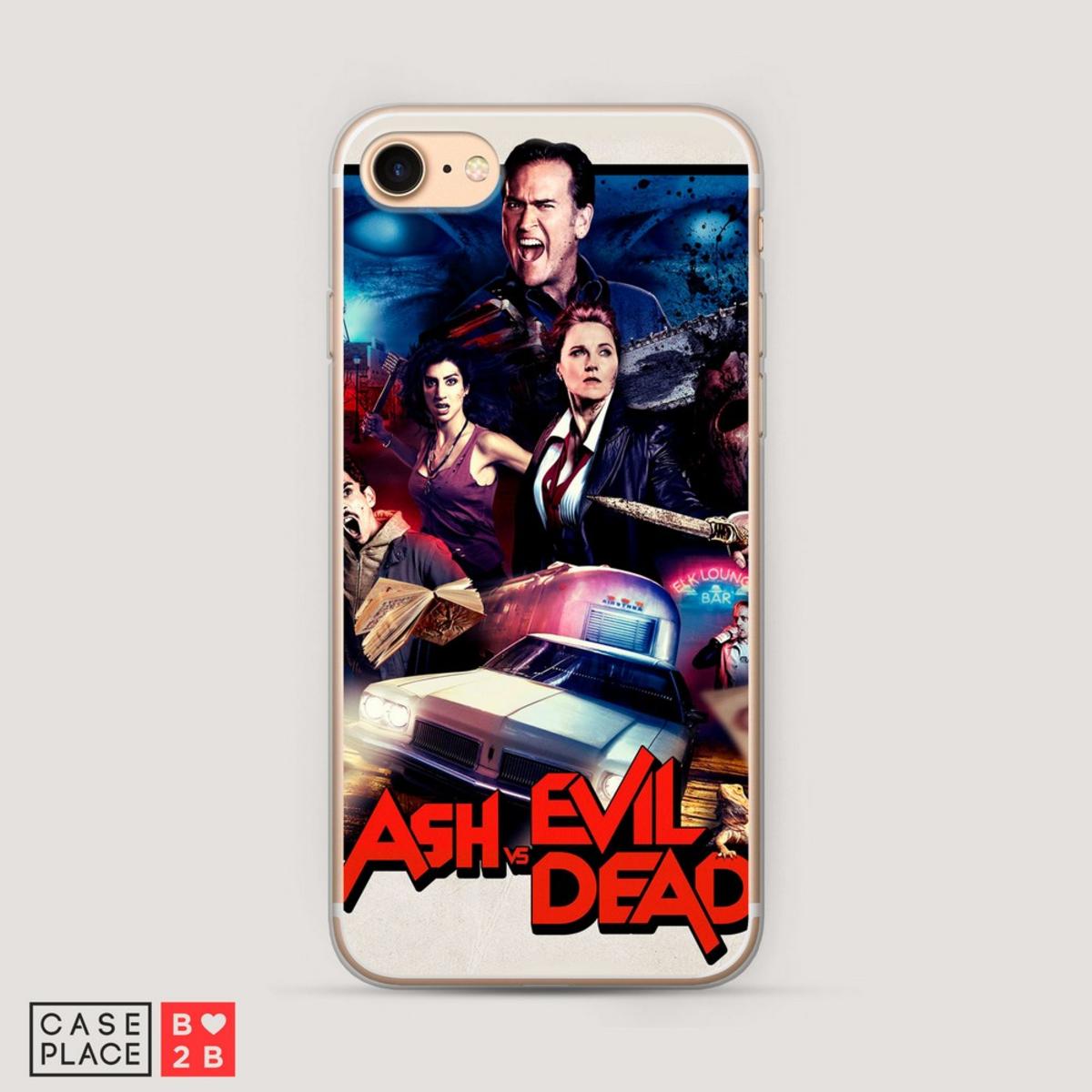 Чехол Ash vs Evil dead 3 с УФ печатью оптом