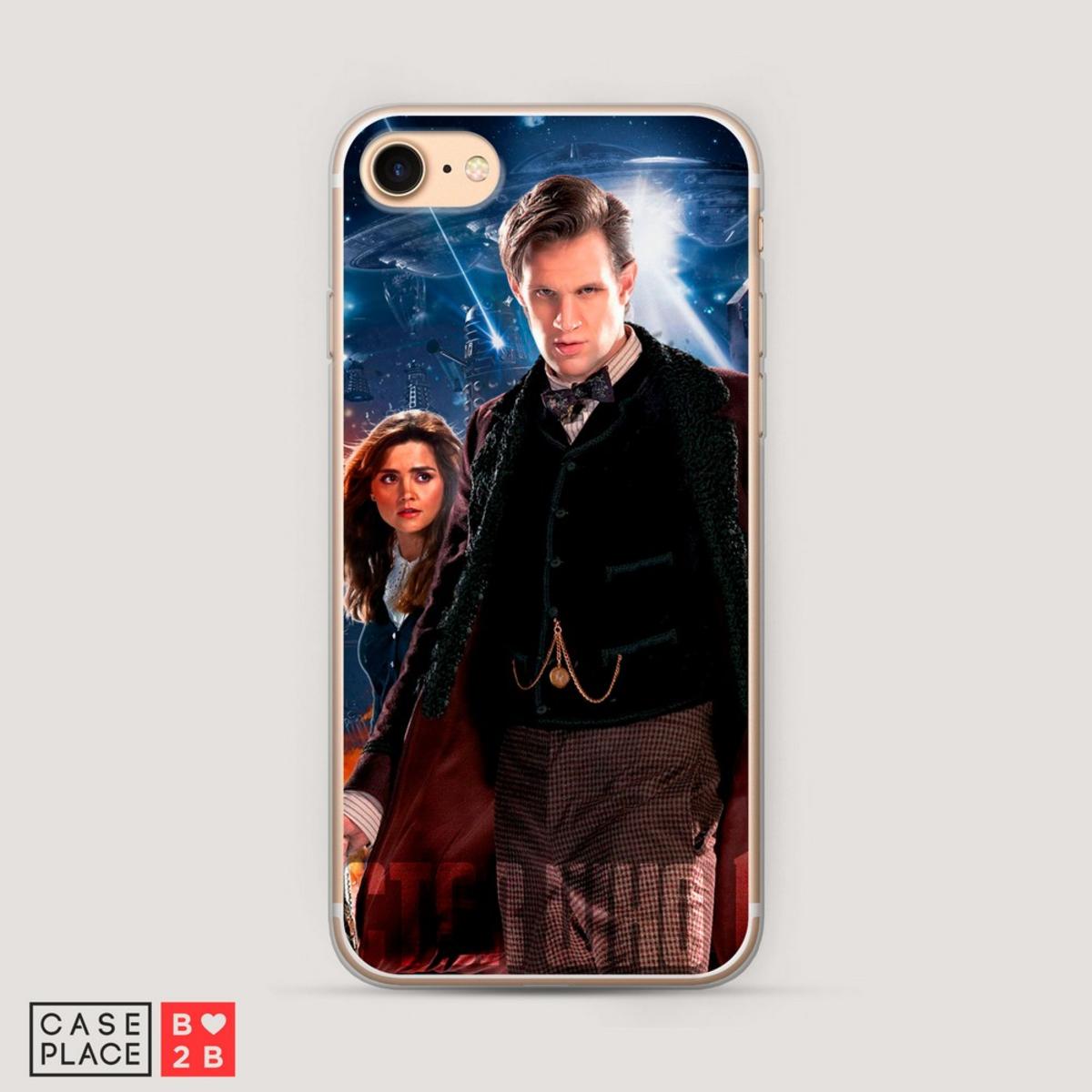 Чехол Doctor Who 5 с УФ печатью оптом