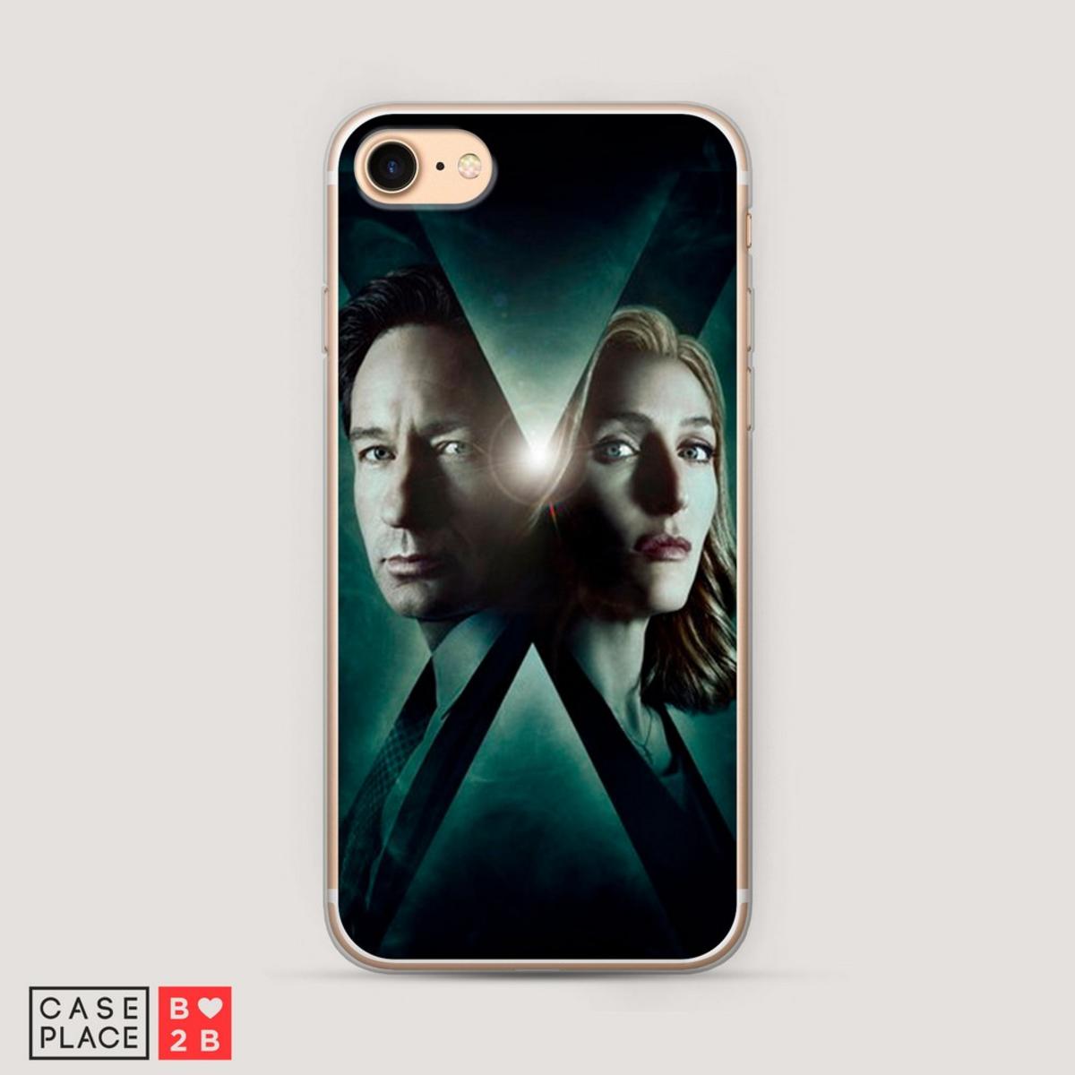 Чехол The X-Files 1 с УФ печатью оптом