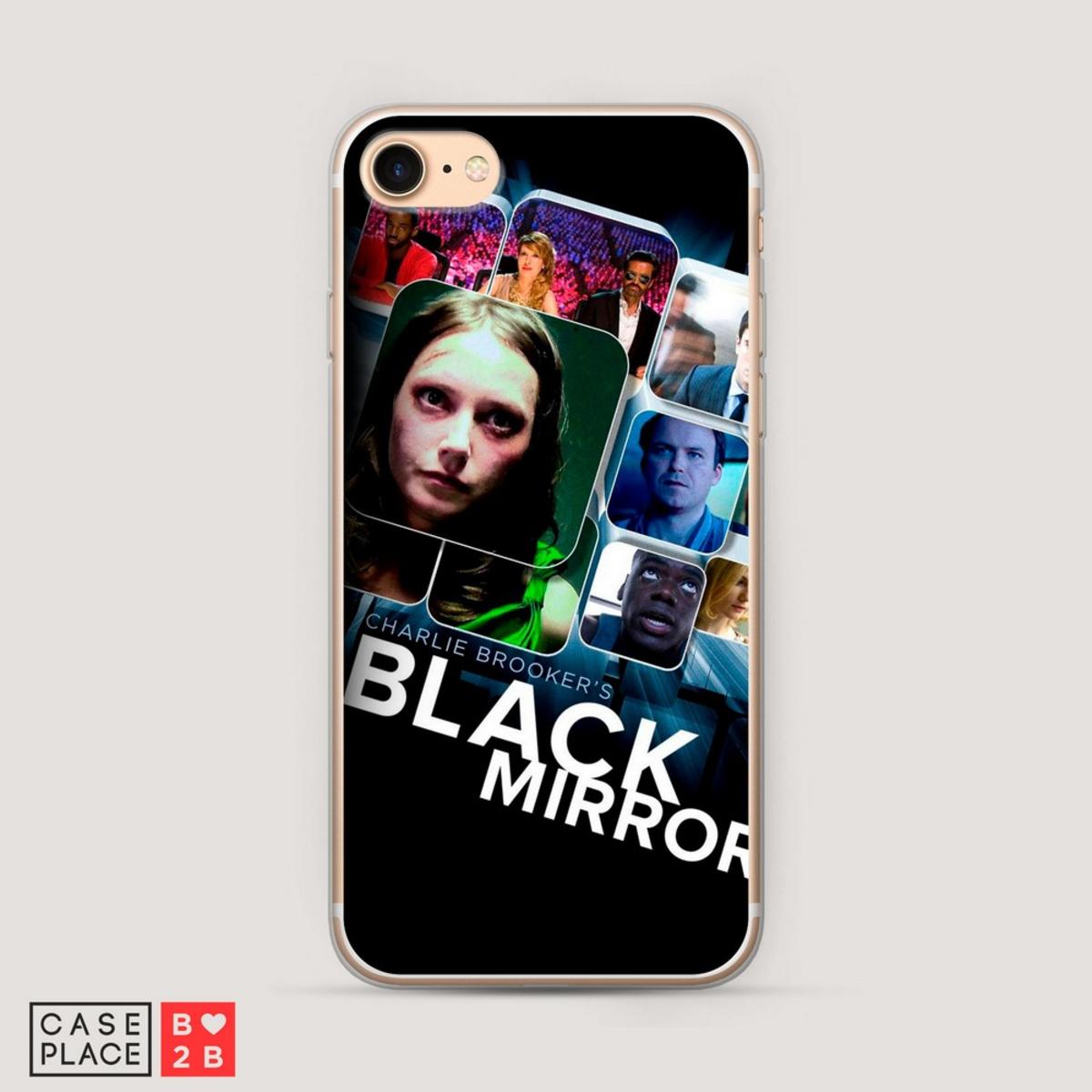 Чехол Black mirror 1 с УФ печатью оптом
