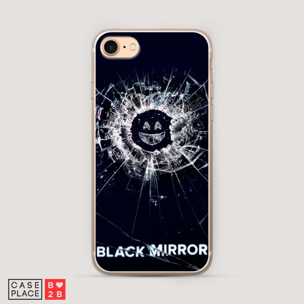 Чехол Black mirror 3 с УФ печатью оптом