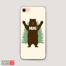 Диз. Обнимашки с медведем
