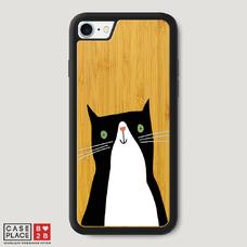 Диз. Черно-белый кот